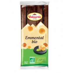 Emmental BIO portion 220g - VALMARTIN